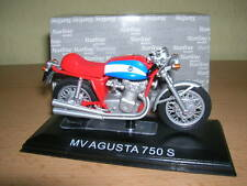 STARLINE MV AGUSTA 750 S 750s 1:24 MOTO MOTORBIKE MOTO