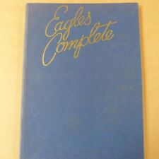 songbook EAGLES COMPLETE , 1977 , vocal piano guitar