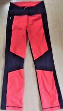 Lululemon Pump It Up Pant size 4 Inkwell / Light Flare EUC Gym Run Brushed