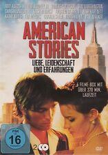 American Stories - 4 Liebesfilme - 2 DVD's/NEU/OVP