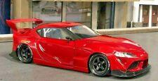 1/10 RC Car BODY Shell Toyota SUPRA Body 200mm *Unpainted*  CLEAR