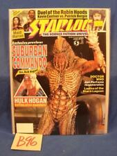 B96 Starlog Science Fiction Universe June 1991 #167 Magazine Hulk Hogan Dr Who