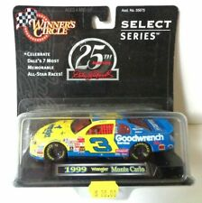 DALE EARNHARDT 1999 WRANGLER GOODWRENCH 1/43 WINNERS CIRCLE DIECAST CAR