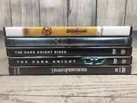Lot of 5 Comic / Superhero DVD Movies - Used DVD's