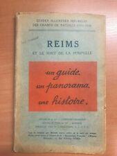 Michelin Champs de Bataille Reims et le Fort de Pompelle