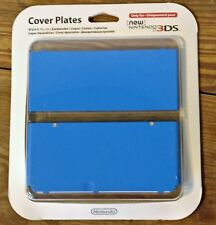 Nintendo New 3DS Cover Plate,  Blue