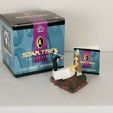 Star Trek Collectibles USS Voyager Doctor Miniature Applause 1997