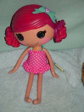 Lalaloopsy  Retired 2009 2011 LalaLoopsy Coral Sea Shells Mermaid Full Size 12""