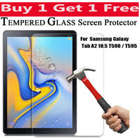 Tempered Glass Film Screen Protector Fit For Samsung Galaxy TabA2 10.5 T590/T595