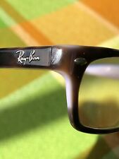 Genuine Ray Ban glasses frames