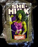 She Hulk Bust Statue Avengers Bowen Designs Marvel Comics She-Hulk Amricons