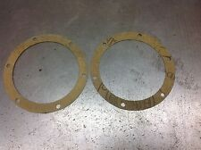 HALF TRACK REAR IDLER COVER GASKETS NOS  HALF TRACKS WWII PACKAGE OF 10 $ 5.50