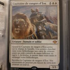CAPITAINE DE RANGER D'EOS, Ranger-captain of Eos Modern horizons, Magic, mtg