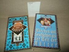 """2 Bücher """"Märchen der Welt"""", 1991/92, Märchen aus Rußland, Märchen der Mütter"""