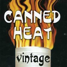 Canned Heat - Vintage [New CD]