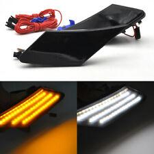 2 dynamic LED Side Marker Light drl Signal For Scion FR-S Subaru BRZ Toyota FT86