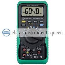 Kyoritsu 1012 High Powered True Rms Digital Multimeter