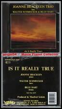 """JOANNE BRACKEEN TRIO """"Is It Really True"""" (CD) 1995 NEUF"""