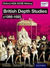 Oxford AQA History for GCSE: British Depth Studies c1066-1685 (Norman, Medieval