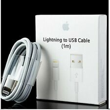 lot 20x 1M Lighting USB 3ft Cable For iPhone 5 6 7 8 or plus and ipad mini