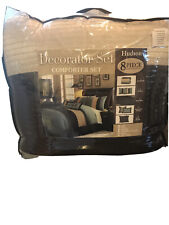 King Size Comforter Set Brown And Turquoise Never Been Used