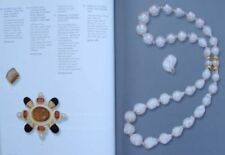 LIVRE : BIJOUX / JEWELRY (Cartier,Sifen Chang,Paolo Costagli,Nardi