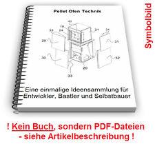 Pellet Ofen selbst bauen Pellets Herstellung Heizung Brennstoff Technik Patente
