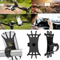 360° Universal Motorcycle Bike Bicycle Handlebar Mount Holder For Mobile Phone