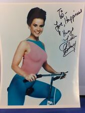 Linda Blair Signed 8 x 10 Color Photo with COA