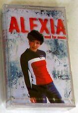ALEXIA - MAD FOR MUSIC - Musicassetta Sigillata