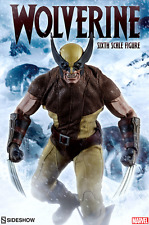 MARVEL SIDESHOW COLLECTIBLES SIXTH SCALE WOLVERINE