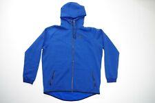 NIKE TECH FLEECE WINDRUNNER HOODY JACKET BLUE Size 2XL 545277 481 HOODIE