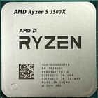 AMD Ryzen 5 3500X R5 3500X 3.6 GHz Six-Core Six-Thread CPU Processor