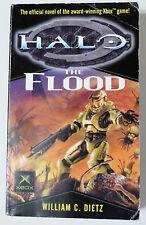 Orbit Books - Halo - The Flood by William C. Dietz Paperback Book