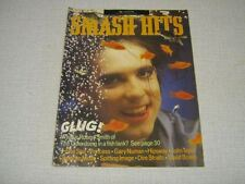 SMASH HITS 10 (7/5/86) THE CURE ROBERT SMITH DEPECHE MODE DIRE STRAITS PRINCE