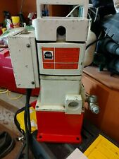 T&B Thomas & Betts 13600 Single Action Electric Hydraulic Pump -PUMP ONLY-