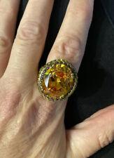 Gorgeous Kirk's Folly Ring Sz 10
