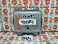 12 13 14 15 CHEVROLET SONIC ENGINE COMPUTER MODULE ECU ECM 12643636 ABRL OEM