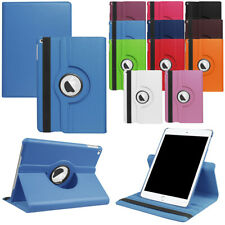 360 Rotating Leather Folio Stand Case Cover For iPad 9.7 234 5th 6th Generation