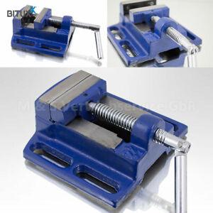 BITUXX Universal Maschinenschraubstock 65 Schraubstock für Säulen Bohrmaschine