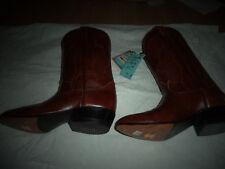 Beautiful pair of Tony Lama Mens cowboy boots size 7C,NEVER WORN.