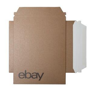 """9"""" x 11.5"""" Paperboard Mailjacket Envelope (No padding)"""