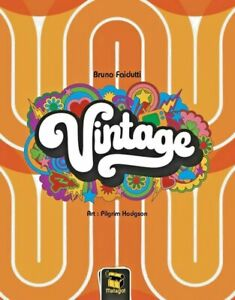 VINTAGE Card Game by Bruno / Collect Vintage items at market!