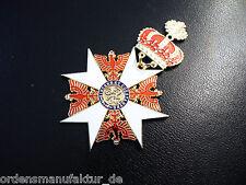 Preußen Roter Adlerorden Großkreuz Eichenlaub Krone Replik