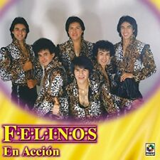 Los Felinos En Accion CD New Sealed