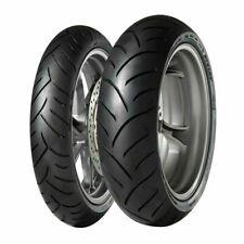 Dunlop Roadsmart 120/70 ZR17 (58W) & 180/55 ZR17 (73W) Motorcycle Tyre Pair