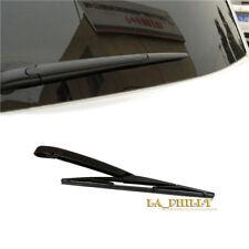For LEXUS RX400H RX350 RX330 RX300 Rear Rain Window Wiper Blade And Arm Black