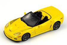 """Chevrolet Corvette C6RS Spyder """"Yellow"""" 2008 (Spark 1:43 / S1535)"""