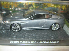James bond car collection Issue 20* ASTON MARTIN DBS & Magazine