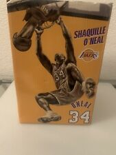 Lakers Shaquille Shaq O'Neal Limited Edition Statue Replica Staples Center 🔥